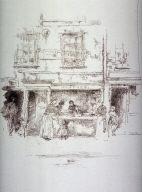 Maunder's Fish-Shop, Chelsea