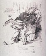 La Belle Dame Endormie (The Beautiful Sleeping Woman)