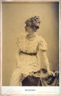 Helena Modjeska (1840-1909)