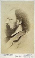 Alfred Tennyson, 1st Baron (1809-1892)