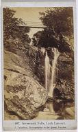 Inversnaid Falls, Loch Lomond