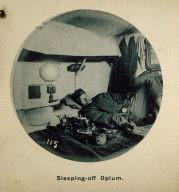 Photographic Album: Chinatown, San Francisco: Sleeping - Off Opium