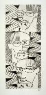 Henri, pl. 18 from the portfolio, The Joy of Ornament