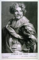 Portrait of Simon de Vos