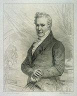 Baron Alexander Von Humboldt (german, 1769-1859)