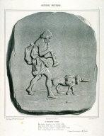 LE RETOUR DULYSSE, no. 7 from the series HISTOIRE ANCIENNE.