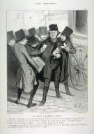 Un voyage d'agrément à Paris no. 24 of the series Revue caricaturale