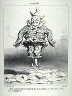 Seul costume réellement approprié à ce personage qui a était qualifié à tort du titre de Burgrave no. 118 of the series Actualités