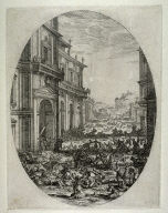 Le massacre des innocents (The Massacre of the Innocents) (first plate)