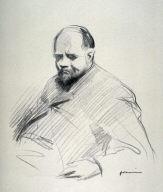 Portrait de Vollard