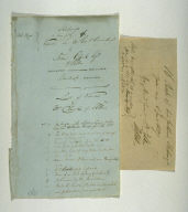 Title Page/Note from: Sixteen sheets containing 58 plates