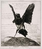 Margot la critique (ou La pie) (Margot, the Critic [or The Magpie])(Paris: L'Artiste, 1858)