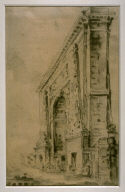 Porte St. Denis: South View