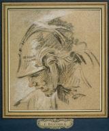 Man in Helmet (Head of a Roman Soldier)