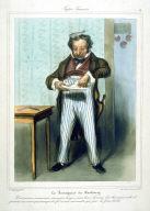 Le Perruquier du Faubourg, pl. 13 from the series Types Français