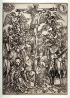 Crucifixion, eighth plate from the series The Large Passion