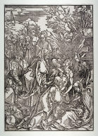 Deposition, eleventh plate from the series The Large Passion