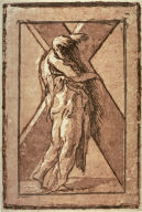 St. Andrew, after Parmigianino