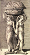 La Profumiera (the Censer), after the engraving by Marcantonio Raimondi, printed for the Gazzette des Beaux Arts