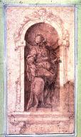 A Saint in a Niche