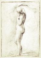 Recto:Venus Verso: Venus (front view)