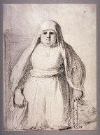 Kneeling Nun