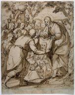 Christ Displaying the Sudarium