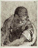 Young Moor, from Raccolta di Teste numero trenta (Collection of Thirty Heads) by G.B. Tiepolo