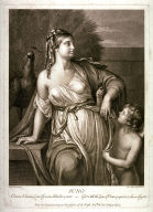 Juno Girt With the Zone of Venus Prepares to Deceive Jupiter