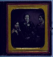 Three Women, Seated