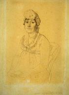 Portrait of Maria Maddalena Magli (Mme. Bartolini)