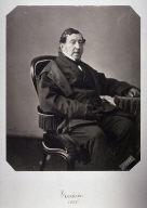 Portrait of the composer, Rossini