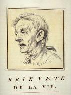 Brièveté de la vie, Page 317 of the book, Mon passe-tems dédié à moi-même , vol.1