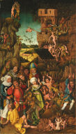 The Last Judgement: The Damned in Hell