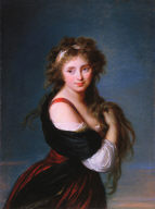 Hyacinthe Gabrielle Roland, Marchioness Wellesley, (formerlyCount.of Mornington)