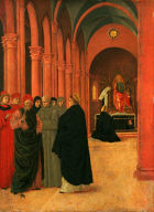 Scene from the Life of St. Thomas Aquinas: The Debate with the Heretic