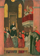 Scene from the Life of St. Thomas Aquinas: The Vision of Fra Paolino