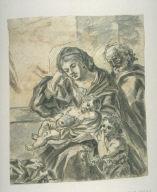 Holy Family with St. John (copy)