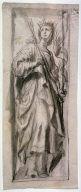 Martyred Female Saint
