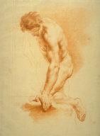 Academic Study of Male Nude
