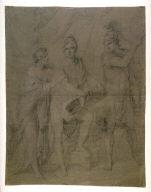 Hector, Paris, and Helen