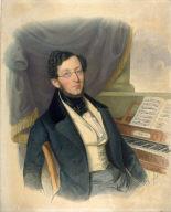 Portrait of the Composer Karl Czerny