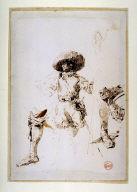 Studies of a Cavalier