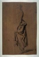 Study of Standing Female Figure