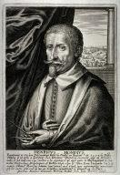 Portrait of Henricus Hondius