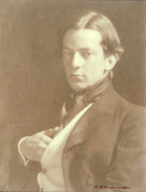 Portrait of Alvin Langdon Coburn