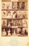 Mademeoiselle Delna, Mademoiselle Bonnefoy et Monsieur LaFarge,