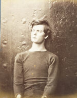 Lewis Payne, one of the Lincoln Conspirators before his execution
