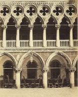 Detail of the Ducal Palace, Venice