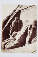 Abou Simbel, Nubia- From the West